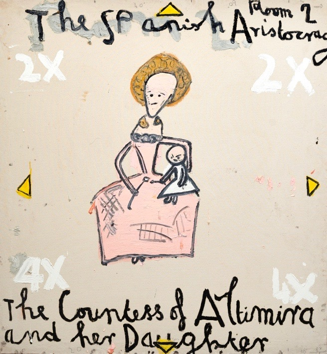 Rose Wylie: Use What You've Got