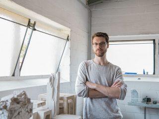 """Zweiter """"New Talents""""-Förderpreisträger ist Tristan Ulysses Hutgens."""