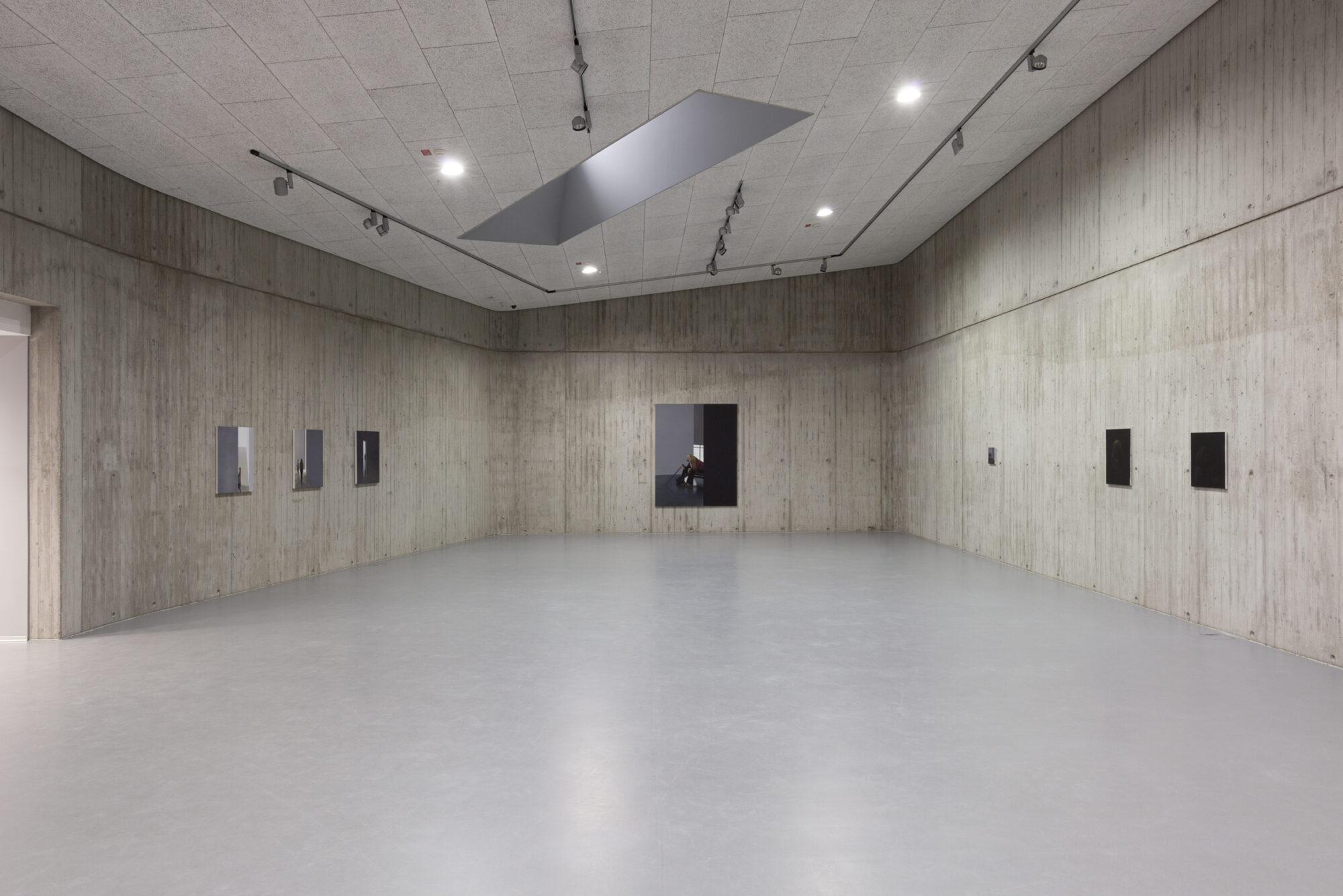 »Tim Eitel. Innenleben«, Neue Galerie Gladbeck, 2021© Hanne Brandt